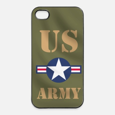 Militaire US Army - coque smartphone - Coque rigide iPhone 4/4s