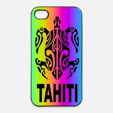 Tahiti Coque smartphone Tahiti - Coque rigide iPhone 4/4s