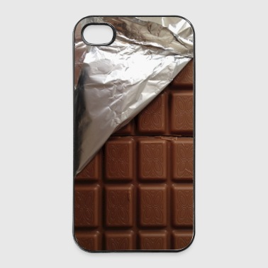 Schokolade chocolate - iPhone 4/4s Hard Case