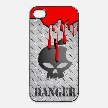 Skull coque smartphone skull 08 - Coque rigide iPhone 4/4s