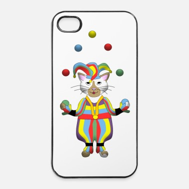 Carte Joker gelino - Custodia rigida per iPhone 4/4s
