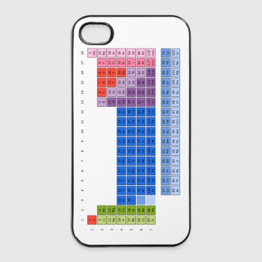 Periodic Table of the Elements - iPhone 4/4s Hard Case