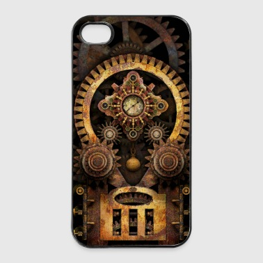 Infernal Steampunk Machine #2 iPhone 4S/4 hard cas - iPhone 4/4s hard case
