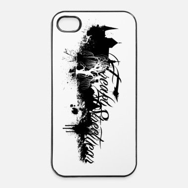 Print Freaky Streetwear - iPhone 4/4s hard case