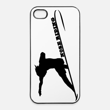 Payer Nose Riding - Coque rigide iPhone 4/4s