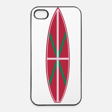 Boarder Planche de surf Basque - Coque rigide iPhone 4/4s