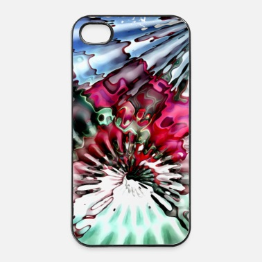 Psychedelic Power - iPhone 4/4s Hard Case