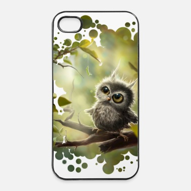 Kleine Uil (Little Owl) - iPhone 4/4s hard case