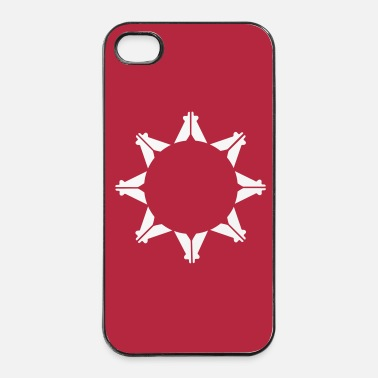 Usa Lakota_aka7 - iPhone 4/4s hard case