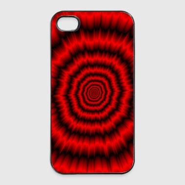 The Menacing Explosion - iPhone 4/4s Hard Case