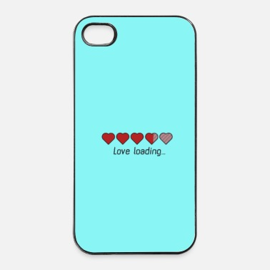 Web Télécharger coeur love - cas - Coque rigide iPhone 4/4s