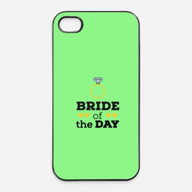 Groom Bride of the day - case - iPhone 4 & 4s Case