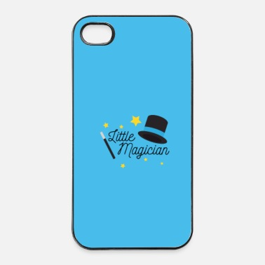 Joyeux little magician - Case - Coque rigide iPhone 4/4s