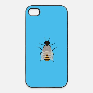 Abeille Abeille à miel - cas - Coque rigide iPhone 4/4s