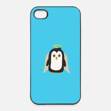 Engel Pinguin Engel - Case - iPhone 4 & 4s Hülle