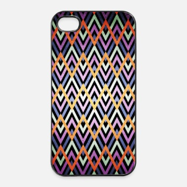Collections Zickzack 1 - iPhone 4/4s Hard Case