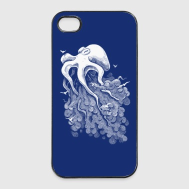 Deep Cloud Navy - Coque rigide iPhone 4/4s