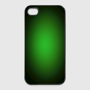 Green Fade - iPhone 4/4s Hard Case