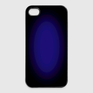 Blue Fade - iPhone 4/4s Hard Case