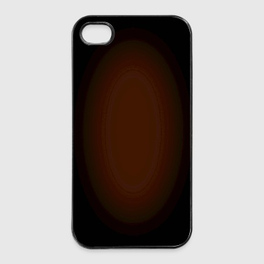 Brown Fade - iPhone 4/4s Hard Case