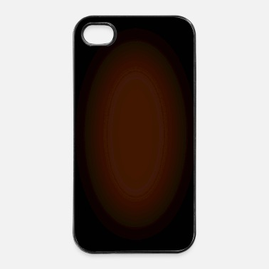 Collections Brown Fade - iPhone 4/4s Hard Case