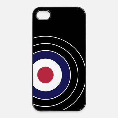 Target Mod Sign for Smartphones - iPhone 4 & 4s Hülle