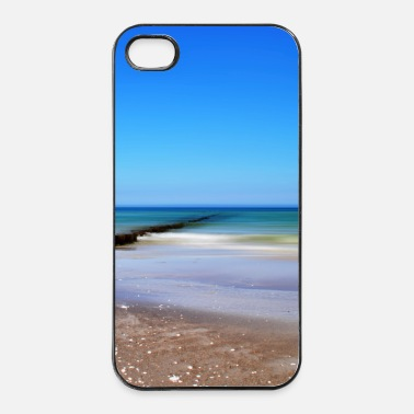 Strand beach strand - iPhone 4/4s hard case