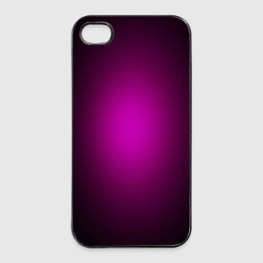 Purple Fade - iPhone 4/4s Hard Case