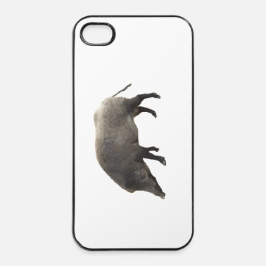 Chasseur verrat - Coque rigide iPhone 4/4s