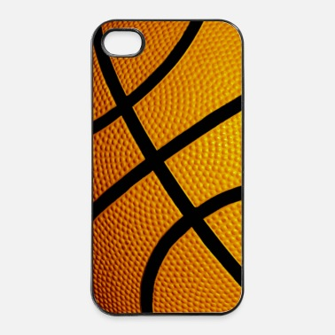 Winnaar basketbal patroon sport cadeau winnaar - iPhone 4/4s hard case