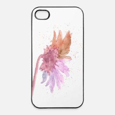 Geel Zonnebloem - iPhone 4/4s hard case