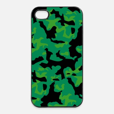 Militaire Smartphone_Army_V1 - Coque rigide iPhone 4/4s