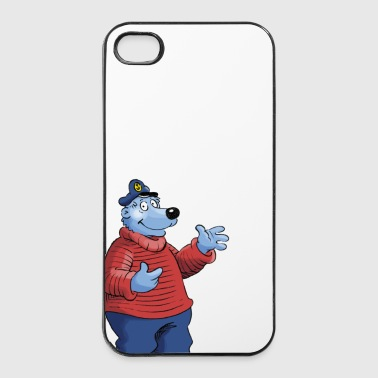Käpt'n Blaubär - iPhone 4/4s Hard Case