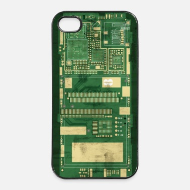 Circuit - iPhone 4/4s Hard Case