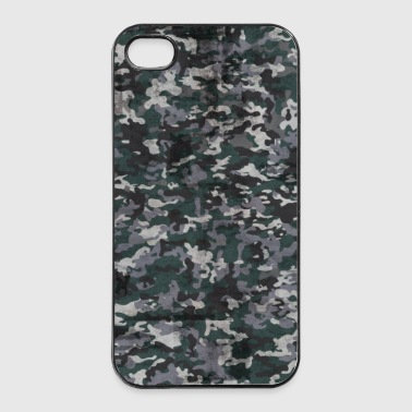 camouflage hoesjes - iPhone 4/4s hard case