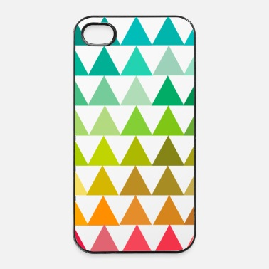 Helder Les triangles II - iPhone 4/4s hard case