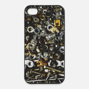 screws - iPhone 4/4s Hard Case