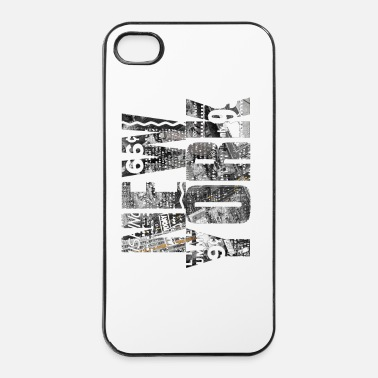 Modern New york.png - Coque rigide iPhone 4/4s
