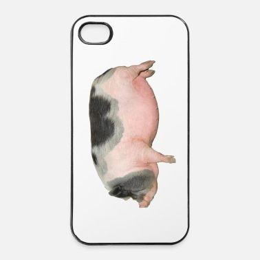 Animale maiale - Custodia rigida per iPhone 4/4s
