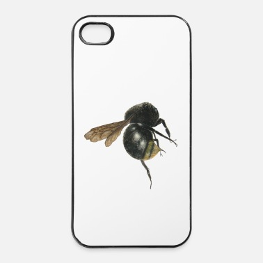 Pollution bumble bee - iPhone 4 & 4s Case