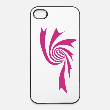Tribal Draaikolk - iPhone 4/4s hard case