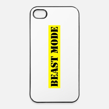 Mode beast mode | iPhone 4/4s cover - iPhone 4 & 4s Case