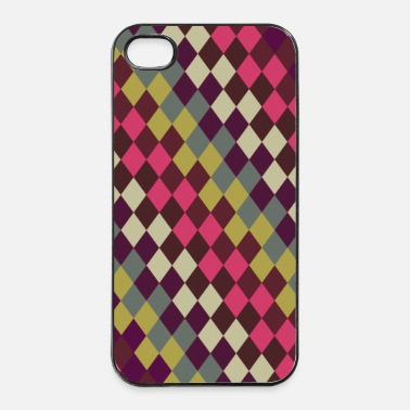 Collections Rautenmuster 3 - iPhone 4/4s Hard Case