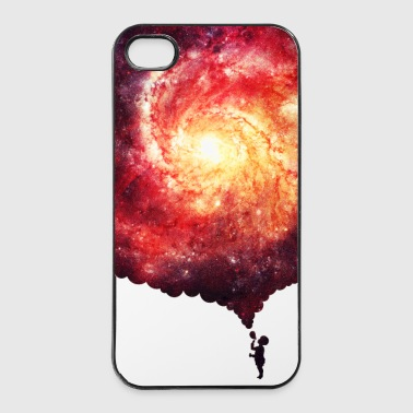 The universe in a soap-bubble - Handycase - Coque rigide iPhone 4/4s