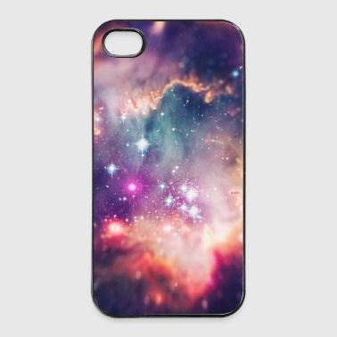 Space Galaxy Design / macro universe - Handycase - Carcasa iPhone 4/4s