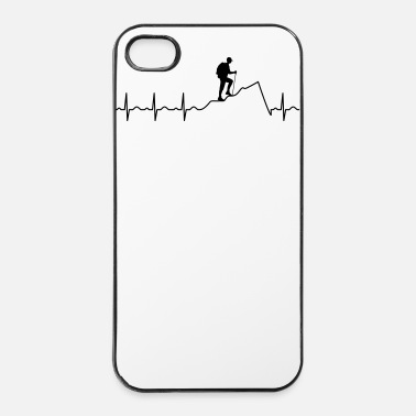 Alpes Heartbeat Hiking - Coque rigide iPhone 4/4s
