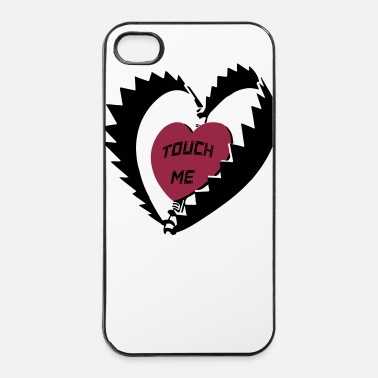 Slang hart val - iPhone 4/4s hard case