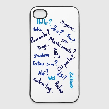 Phone Answers - iPhone 4/4s hard case