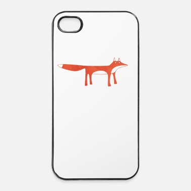 Agriculteur M. Fox - Coque rigide iPhone 4/4s