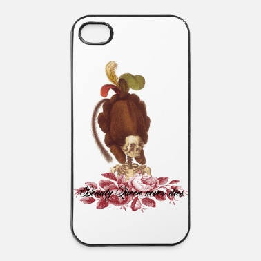 Glamour Beauty Queen Never Dies - Coque rigide iPhone 4/4s